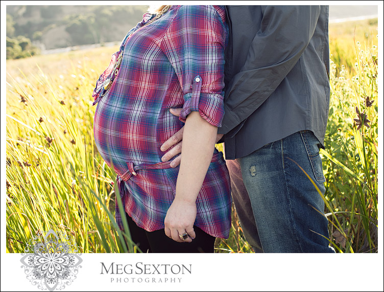 Martinez maternity photos