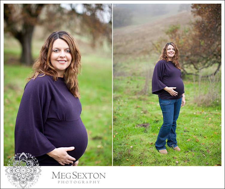 maternity photos northern california
