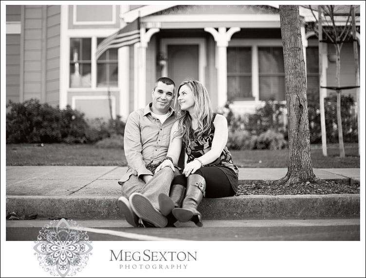 Engagement photographer in Benicia, CA