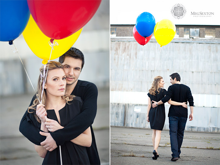 engagement photos in the east bay