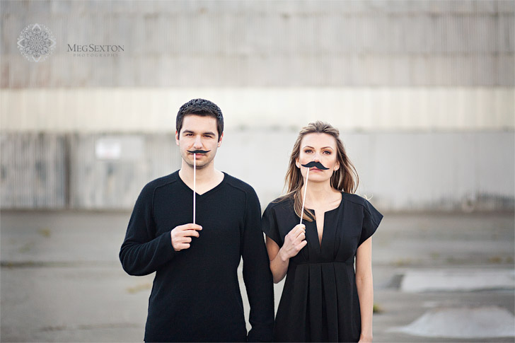 engagement photos in oakland, ca